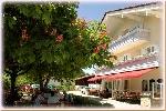 Billard Airport Cafe Menue