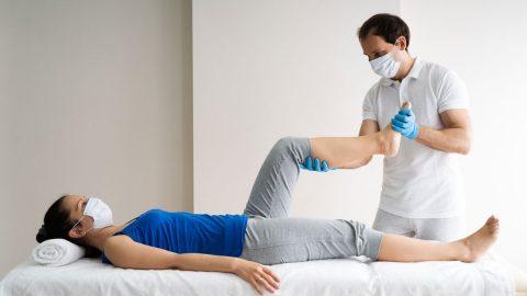 Krankengymnastik und Physiotherapie