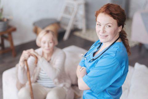 Die häusliche Krankenpflege