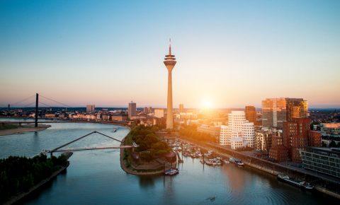 Urlaubsziel Düsseldorf
