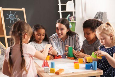 Zehn Punkte an denen Sie eine die Qualität einer Kinderbetreuung erkennen